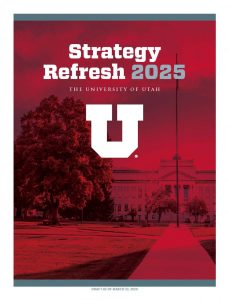 Strategy Refresh 2025 report cover image